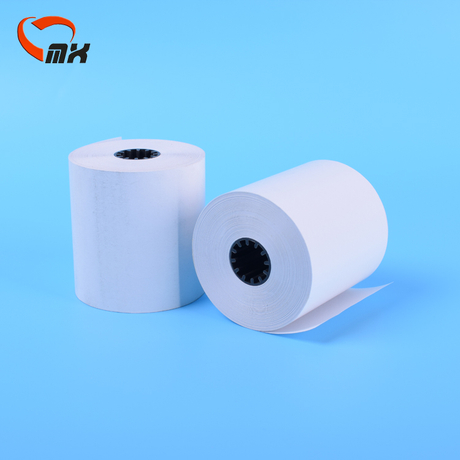 76mm x 70mm Singly Ply Cash Register Rolls