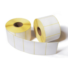 40mm*30mm*1000 Pieces Self Adhesive Barcode Printer Label